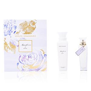 Adolfo Dominguez AGUA FRESCA DE ROSAS COFFRET parfum