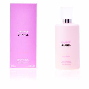 Body moisturiser CHANCE EAU VIVE lait fondant pour le corps Chanel