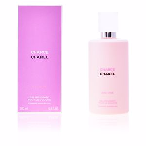 Shower gel CHANCE EAU VIVE foaming shower gel Chanel