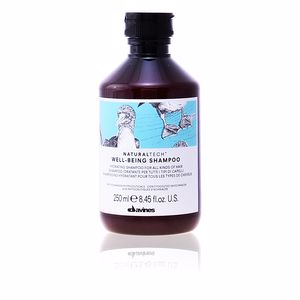 Moisturizing shampoo NATURALTECH well-being shampoo Davines