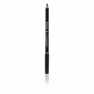 KOHL&CONTOUR eye pencil #001-black