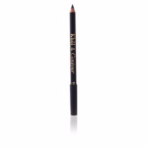 KOHL&CONTOUR eye pencil #002-ultra black