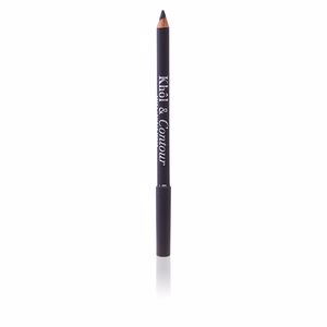 KHÔL&CONTOUR eye pencil #003-dark grey