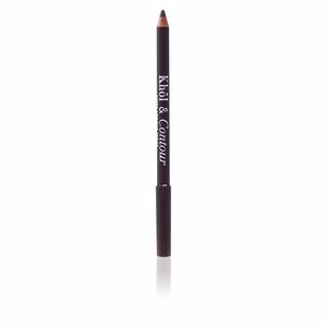 KOHL&CONTOUR eye pencil #004-dark brown