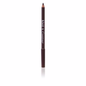 Eyeliner pencils KHÔL&CONTOUR eye pencil Bourjois