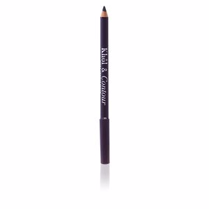 KOHL&CONTOUR eye pencil #007-dark purple