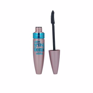 Máscara de pestañas LASH SENSATIONAL waterproof mascara Maybelline
