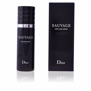 SAUVAGE VERY COOL SPRAY eau de toilette vaporizador 100 ml