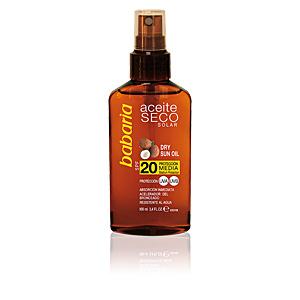 Corporais SOLAR ACEITE SECO COCO SPF20 spray Babaria