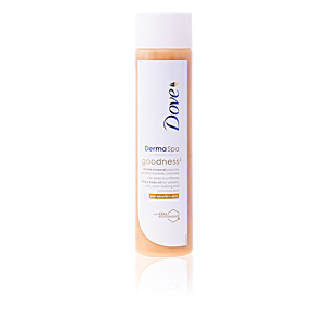 Body moisturiser DERMA SPA GOODNESS body oil Dove