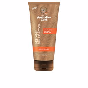 Korporal SUNLESS INSTANT rich bronze color lotion Australian Gold