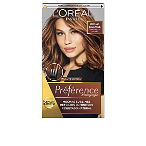 Couleurs PRÉFÉRENCE MECHAS SUBLIMES #004-brown to light blonde L'Oréal París