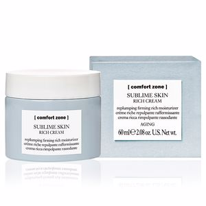 Anti aging cream & anti wrinkle treatment SUBLIME SKIN rich cream Comfort Zone