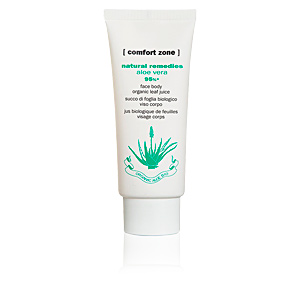 Hidratação corporal NATURAL REMEDIES aloe vera Comfort Zone