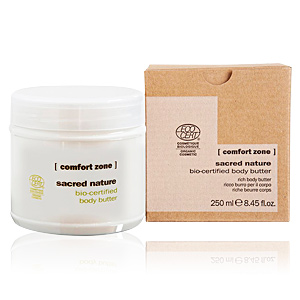 Body moisturiser SACRED NATURE body butter