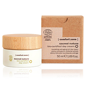 Cremas Antiarrugas y Antiedad SACRED NATURE day cream Comfort Zone