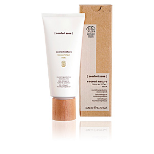 Limpiador facial SACRED NATURE milk Comfort Zone