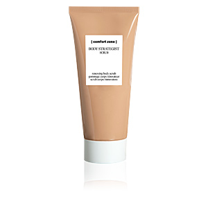 Body exfoliator BODY STRATEGIST scrub Comfort Zone