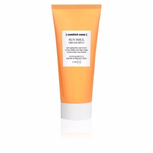 Facial SUN SOUL face cream SPF15 Comfort Zone