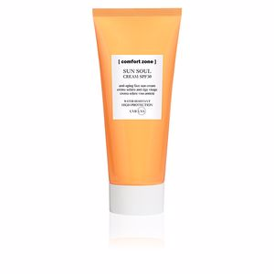 Faciales SUN SOUL face cream SPF30 Comfort Zone