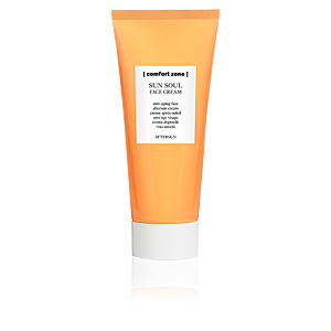 Ochrona Twarzy SUN SOUL face cream after-sun Comfort Zone