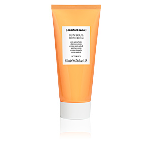 Corps SUN SOUL body cream after-sun Comfort Zone