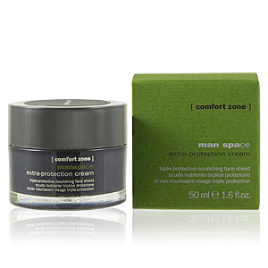 Tratamiento Facial Hidratante MAN SPACE extra cream Comfort Zone