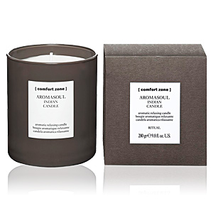 Aromatherapy AROMASOUL indian candle Comfort Zone