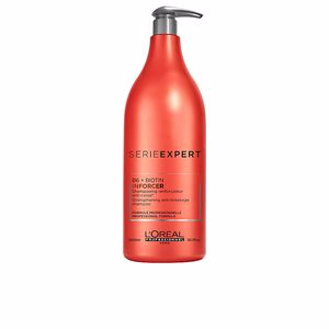 Shampoo for shiny hair - Hair loss shampoo INFORCER strengthening anti-breakage shampoo L'Oréal Professionnel