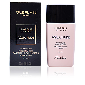 Fondation de maquillage AQUA NUDE perfecting fluid SPF20 Guerlain