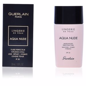 Fondation de maquillage AQUA NUDE perfecting fluid SPF20