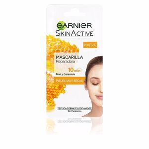 Face mask SKINACTIVE RESCUE MASK REPARADORA miel y ceramida Garnier