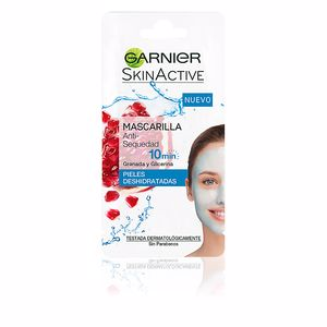 Face mask SKINACTIVE RESCUE MASK ANTI-SEQUEDAD granada y glicerina Garnier