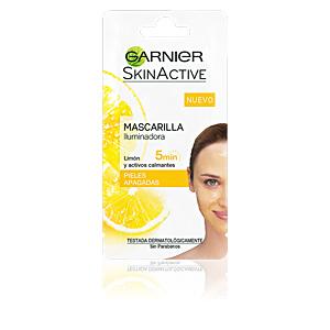 SKINACTIVE RESCUE MASK ILUMINADORA limón y activo alisador