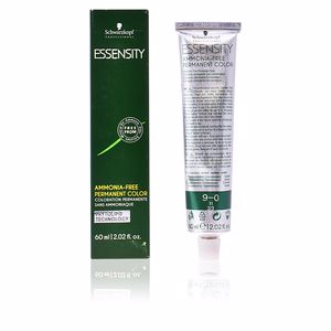 Haarfarbe ESSENSITY permanent color ammonia free 9-0 Schwarzkopf