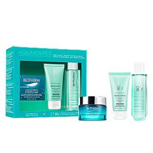 Set cosmética facial AQUASOURCE EVERPLUMP LOTE Biotherm