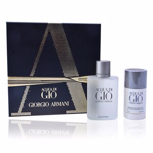 Giorgio Armani ACQUA DI GIÒ POUR HOMME SET perfume