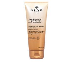 Shower gel HUILE PRODIGIEUSE de douche aux nacres dorées Nuxe
