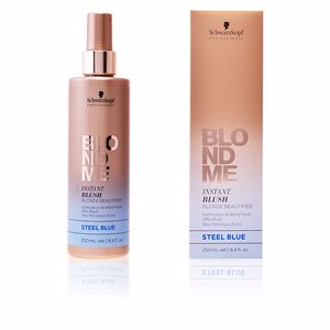 Temporary Dyeing BLONDME instant blush #steelblue Schwarzkopf