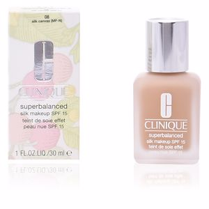 Foundation makeup SUPERBALANCED SILK makeup SPF15 Clinique