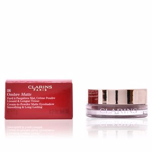 Eye shadow OMBRE MATTE Clarins