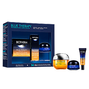 Kits e conjuntos cosmeticos BLUE THERAPY CREAM IN OIL LOTE Biotherm