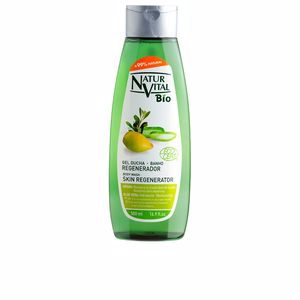 Shower gel BIO body wash skin regenerator Naturvital