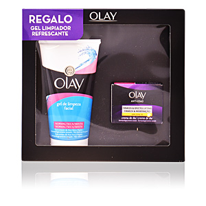 Cosmetic Set ANTI-EDAD CREMA DIA EFECTO LIFTING SPF15 ZESTAW Olay