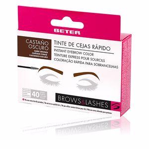 BROW INSTANT tinte cejas rápido #castaño oscuro