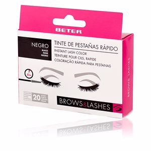 Mascara BROW INSTANT LASH color #black Beter