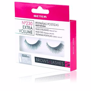 False eyelashes PESTAÑAS POSTIZAS #230 extra volumen Beter