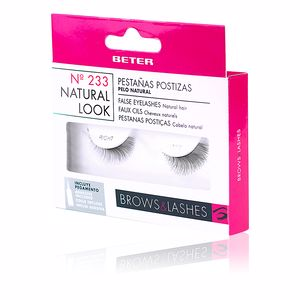 False eyelashes PESTAÑAS POSTIZAS #233 look natural Beter