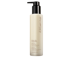 Heat protectant for hair BLOW DRY BEAUTIFIER thermo serum Shu Uemura