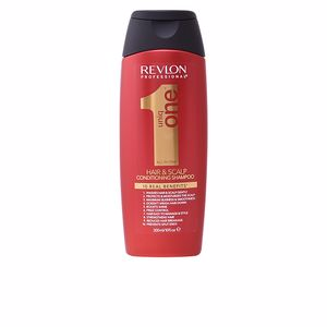Moisturizing shampoo UNIQ ONE all in one hair&scalp conditioning shampoo Revlon